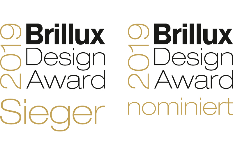 Brillux Design Award Logo 2019  Nominiert